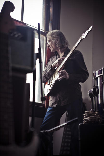 Louisiana blues guitarist Sonny Landreth performs Saturday evening during the Western Maryland Blues Fest. A map of Fridays and Saturdays Blues Fest events is attached to this story.