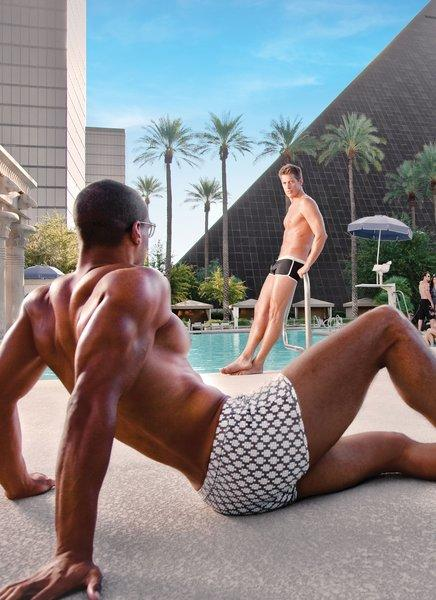 Sunday afternoons will sizzle this summer with the return of Temptation Sundays at the Luxor.