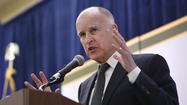 SACRAMENTO -- Gov. Jerry Brown has promised to be blunt when tackling the state's problems, and he had a straightforward message for county officials on Wednesday.