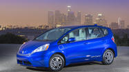 Honda Motor Co. is lobbing a grenade into the ongoing electric car price war, dropping the lease payment on its compact Fit EV from $389 to $259.
