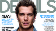 "Henry Cavill is flying into theaters next month as Superman in Zach Snyder's ""Man of Steel,"" the latest big-screen adaptation of the comic book superhero."