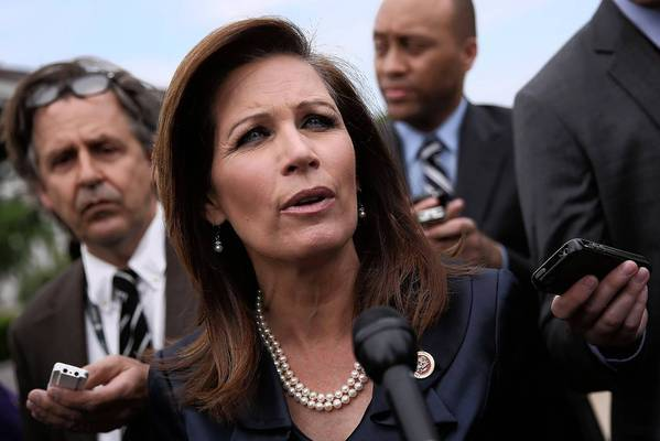 Rep. Michele Bachmann (R-Minn.) says she will not run for reelection to her House seat, but isn't ruling out a future run for national office.
