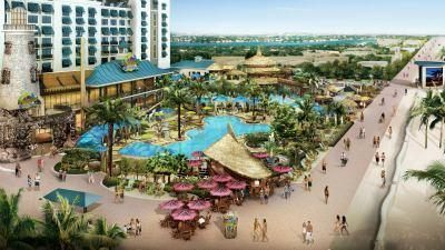 Construction on Margaritaville in Hollywood is slated to begin July 9.