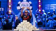 Las Vegas: World Series of Poker opens at the Rio