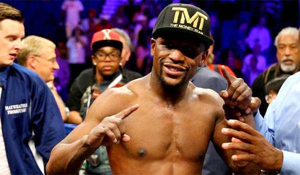 """Floyd Mayweather Jr. and Saul """"Canelo"""" Alvarez, not pictured, have agreed to a fight on Sept. 14 at MGM Grand Garden Arena in Las Vegas."""