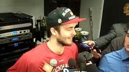 Video: Hawks' Hjalmarsson on controversial Game 7 call