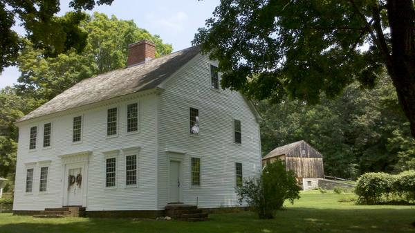 The Welles Shipman Ward House Museum will be open for free tours on June 8.