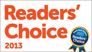 Readers' Choice Shopping & Service