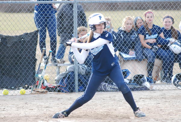 Petoskey freshman shortstop Makenna Smith finished with two hits and three RBI Wednesday as the Northmen defeated Boyne City, 13-5, in a non-league contest at Bayfront Park's Ed White Field.