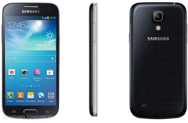 The Galaxy S 4 mini