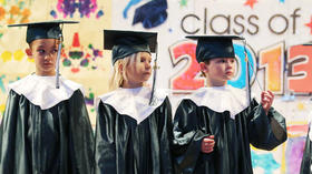 In a blink of an eye, children go from Pre-K to high school graduates