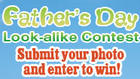 Father's Day Look-Alike Contest