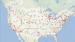 Tesla supercharging network by 2015