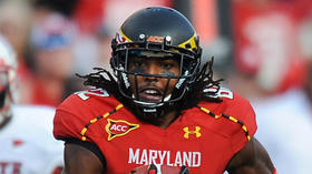 Promising Terps receiver Marcus Leak leaves school