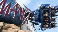 Photos: Manta Roller Coaster at SeaWorld Orlando