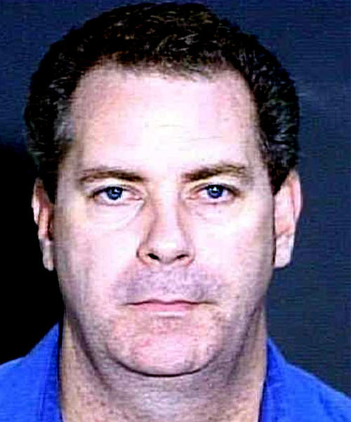 Jeffrey Emil Groover, 52, pictured in an October 2001 arrest mugshot from the Palm Beach County Sheriff's Office.