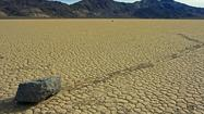 Mysterious rocks stolen from Death Valley National Park