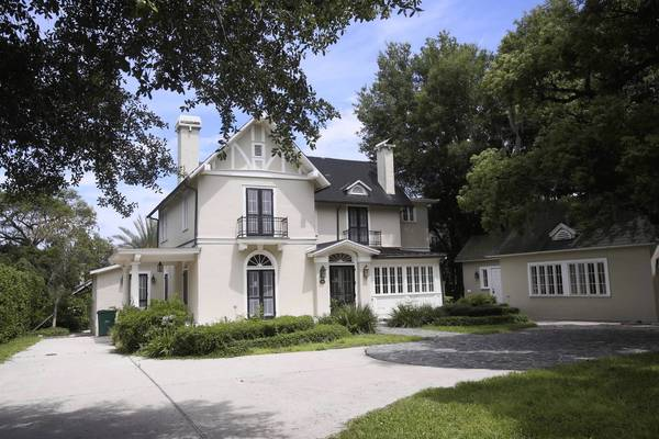 This home on Interlachen Avenue in Winter Park is one of the city's oldest, but it will be torn down after its historic designation was removed.