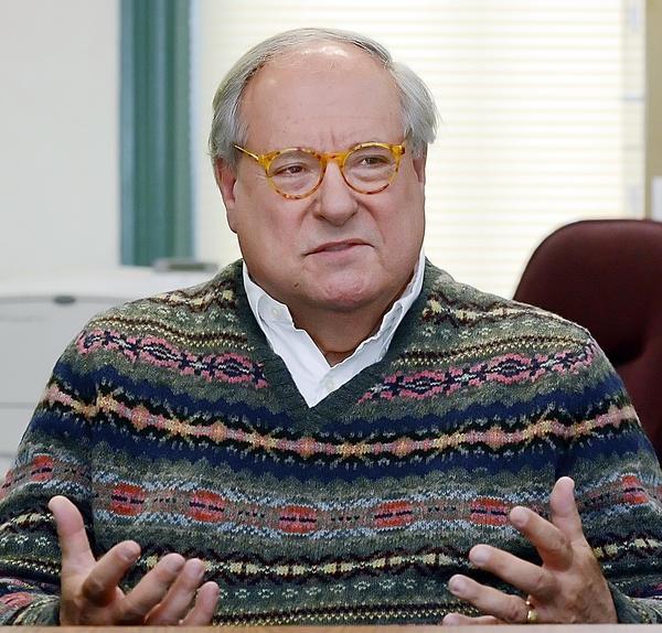 Mercersburg Mayor James C. Zeger