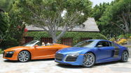 Rapid Review: Audi's 2014 R8 lineup gets a refresh