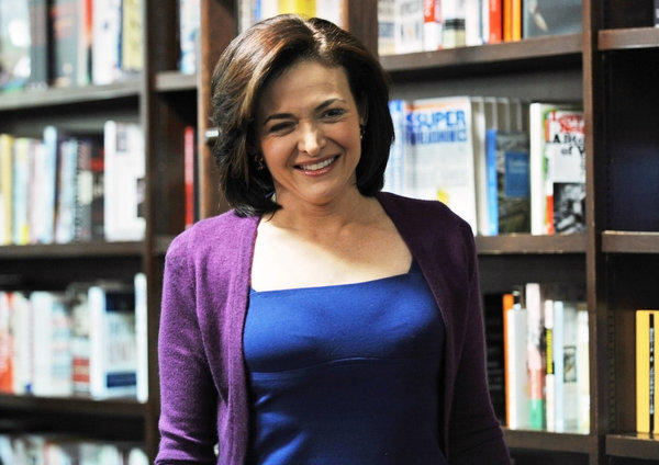 "Self-doubt is a major stumbling block in female career advancement, a survey found. Sheryl Sandberg, chief operating officer of Facebook Inc., has helped spark the conversation anew about women and the workplace with her book ""Lean In."""