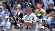 Monday afternoon, when the White Sox were 24-24 and rolling — at least by the low standards of our civic baseball drought — Adam Dunn was talking about how easy it is to start pressing when things go wrong.