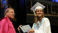 Mercy High School Graduation
