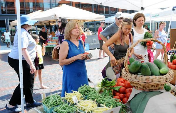 The former SteelStacks Farmers Market in Bethlehem will reopen Saturday in a new South Side location as the Art District Farmers Market.