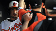 Through the first two months of the Orioles' season, second baseman Ryan Flaherty's reputation hinged much more on his glove than his bat.