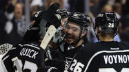 LOS ANGELES — The Kings rewrote the NHL record book in 2012, crowned as the first eighth-seed to win the Stanley Cup with a 16-4 postseason record.