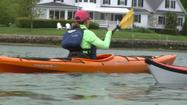 Touring Beautiful Mystic By Kayak