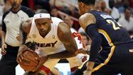 LeBron, Heat dump Pacers 90-79, now up 3-2