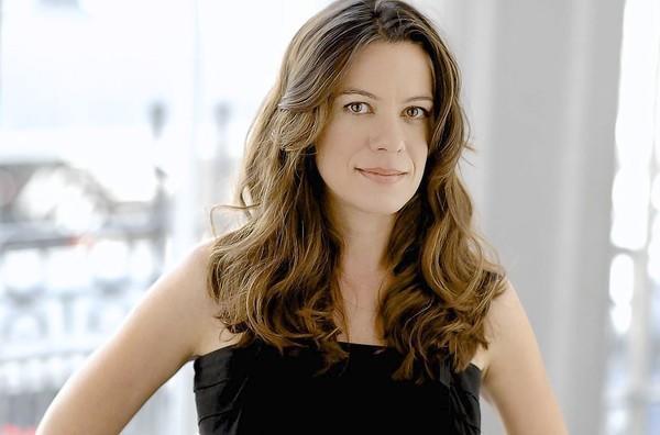 Author Sara Gran.