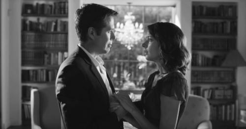 """Alexis Denisof and Amy Acker in the movie """"Much Ado About Nothing."""""""