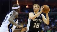 <b><big>15. Matt Bonner, power forward</big></b>