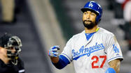 Dodgers center fielder Matt Kemp was put on the disabled list Thursday but doesn't think his strained right hamstring will sideline him for more than 15 days.