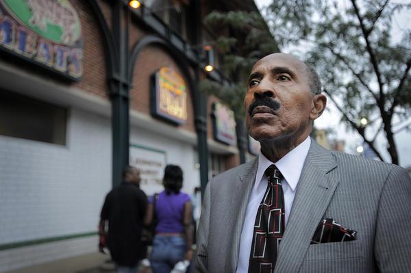 Baltimore Circuit Court Clerk Frank Conaway