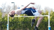 GRAND RAPIDS — It's been a busy past few days for Petoskey senior Louis Lamberti.