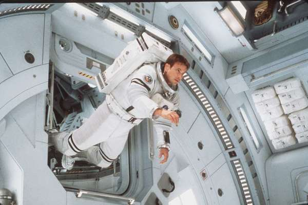 "Gary Sinise portrays an astronaut in the 2000 film ""Mission to Mars."" In real life, astronauts would endure a lot more radiation on their way to and from the Red Planet than scientists had previously realized, according to a new study."