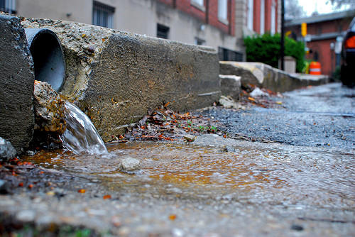 Storm-water fees, which are proving controversial in some communities, are meant to help pay for measures to reduce pollution washing off of buildings and pavement whenever it rains