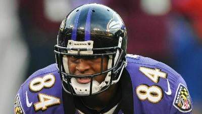 Ravens tight end Ed Dickson signing restricted tender today