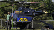 "A mechanical problem forced a police helicopter pilot to make an emergency landing on the football field of a local high school in Columbia on Thursday night, a maneuver that caused ""significant damage"" to the aircraft but injured no one, according to Howard County Police."