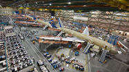 Boeing Co on Friday began to expand its commercial aircraft engineering talent and aircraft support staff outside its traditional epicenter in the Seattle area.