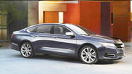 2014 Chevy Impala: My father's car in name only