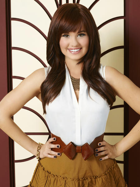 "Debby Ryan stars as Jessie Prescott on ""Jessie"" on Disney Channel."