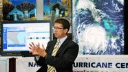 "Rick Knabb, director of the National Hurricane Center, urged residents to prepare ""while the weather is still good."""