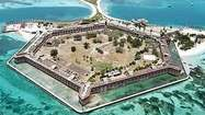 Key West center highlights Dry Tortugas