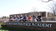 Christian Heritage Academy Students -First Graduating Seniors