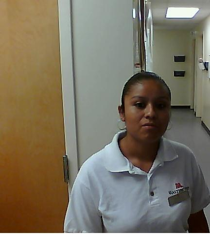 York investigators are seeking information on the identity of this woman, who allegedly used someone else's name to get a job.