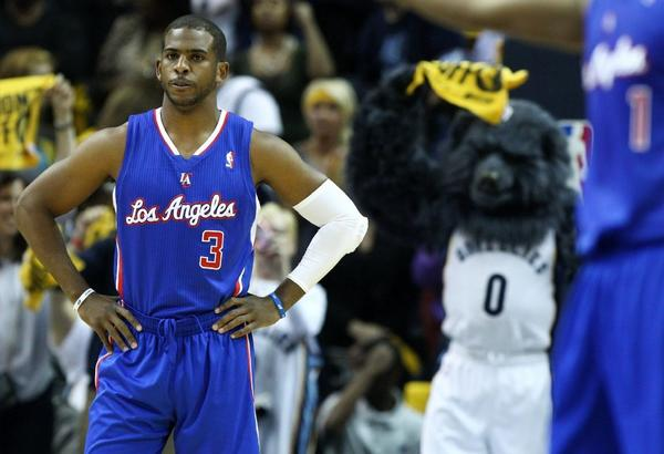 The Clippers say you shouldn't blame Chris Paul for Vinny Del Negro's departure.